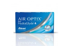 Air Optix Plus Hydraglyde (6 Lentillas)